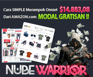 Nube Warrior Affiliate Amazon Video Course Series 300x250