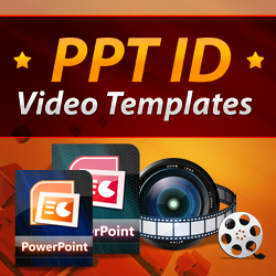 PPT ID Video Templates 250x250