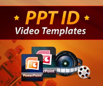 PPT ID Video Templates 336x280