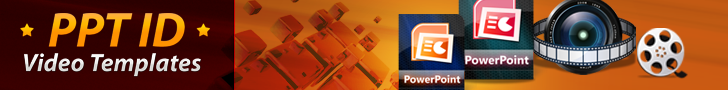 PPT ID Video Templates 728x90