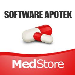 Software Apotek MedStore 250x250