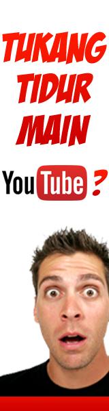 Tukang Tidur Main Youtube 160x600