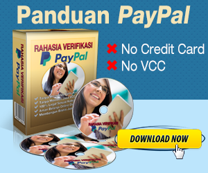 Rahasia Verifikasi PayPal 300x250