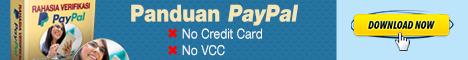 Rahasia Verifikasi PayPal 468x60