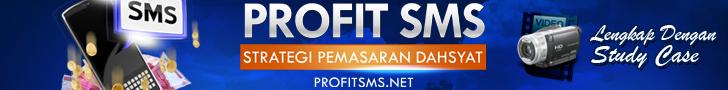 Profit SMS 728x90