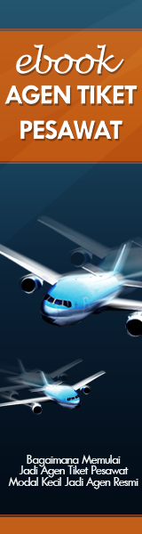 Ebook Agen Tiket Pesawat 160x600