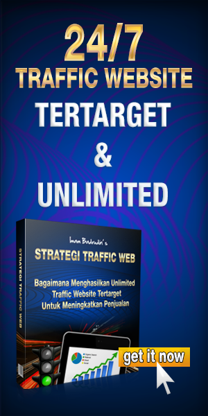Strategi Traffic Web 300 x 600