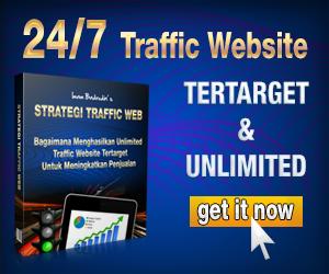 Strategi Traffic Web 300 x 250