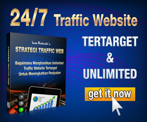 Strategi Traffic Web 300 x 250