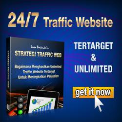 Strategi Traffic Web 250 x 250