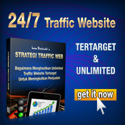 Strategi Traffic Web 250 x 250