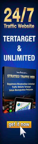 Strategi Traffic Web 160 x 600