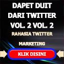 Dapet Duit Dari Twitter Vol. 2 125x125
