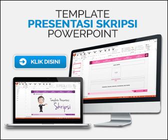 Template Presentasi Skripsi Powerpoint 336x280