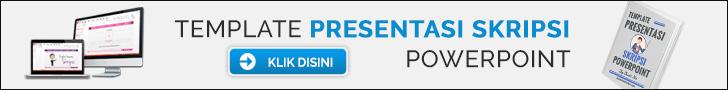 Template Presentasi Skripsi Powerpoint 728x90