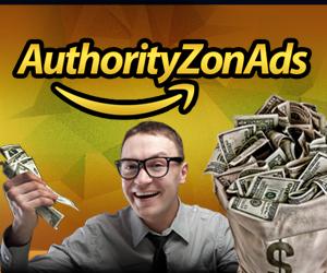 AuthorityZonAds (AZA) 300 X 250