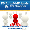 FB Auto Add Friend UID Grabber