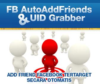 FB AutoAddFriends + UID Grabber 336x280