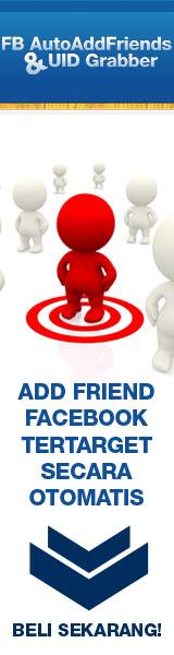 FB AutoAddFriends + UID Grabber 160 x 600