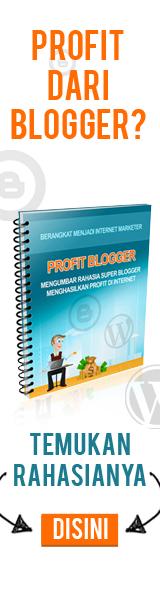 Profit Blogger  160x600