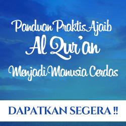 Panduan Praktis Ajaib Al Qur'an Menjadi Manusia Cerdas 250x250