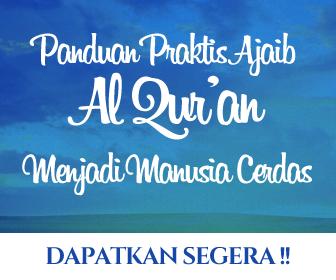 Panduan Praktis Ajaib Al Qur'an Menjadi Manusia Cerdas 336x280