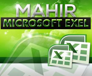 Mahir Microsoft Excel 300x250