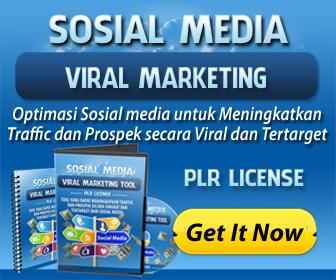 PLR Sosial Media Viral Marketing 336 x 280