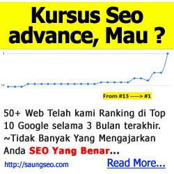 Kursus Advance SEO - Saung Seo 250x250