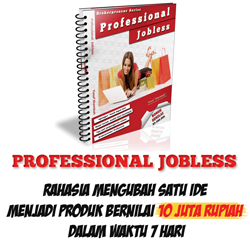 Profesional Jobless 250x250