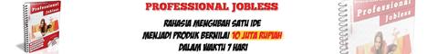 Profesional Jobless 468x60
