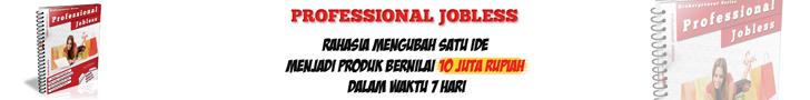 Profesional Jobless 728x90