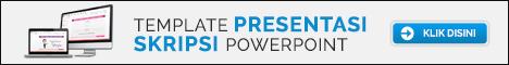 Template Presentasi Skripsi Powerpoint 468x60