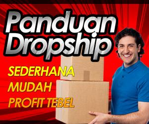 Panduan Dropship Tokopedia Burhan Rengas