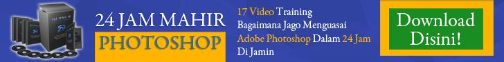 Jago Photoshop 24 Jam 728 x 90